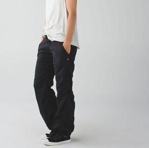 Lululemon Dance Studio Pants Sz 6 Black